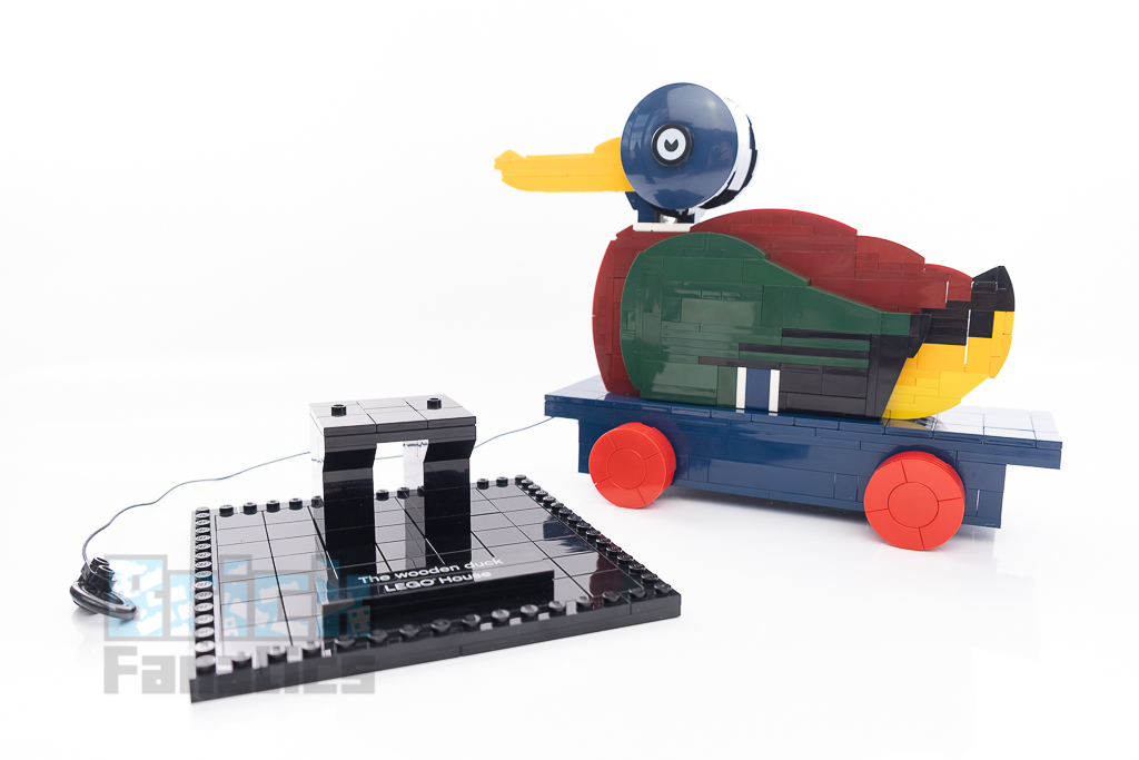 LEGO House 40501 The Wooden Duck 5 1