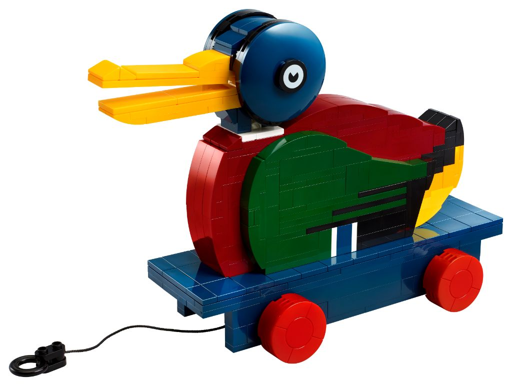 LEGO House 40501 The Wooden Duck 9