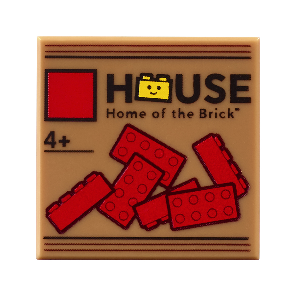 LEGO House 40502 The Brick Moulding Machine 10