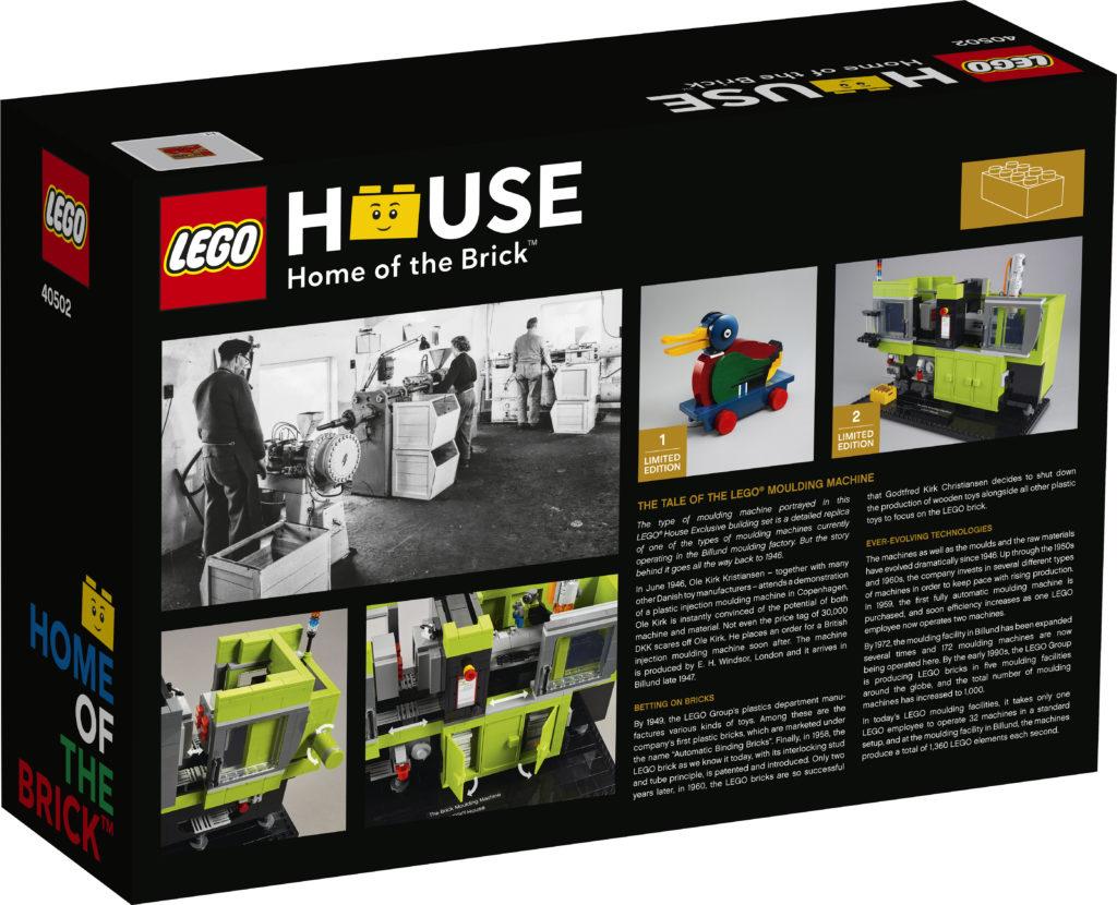 LEGO House 40502 The Brick Moulding Machine 5