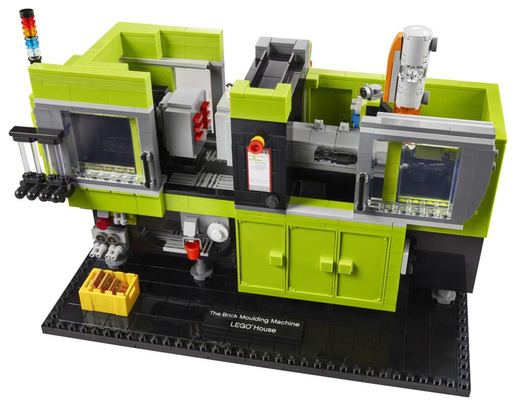 LEGO House 40502 The Brick Moulding Machine 6