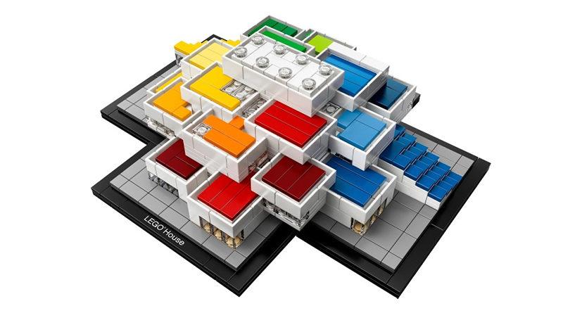 LEGO House 41307