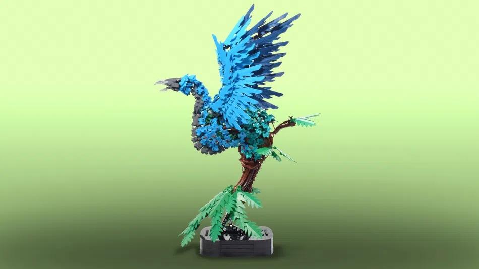LEGO House Contest Avian Blossom