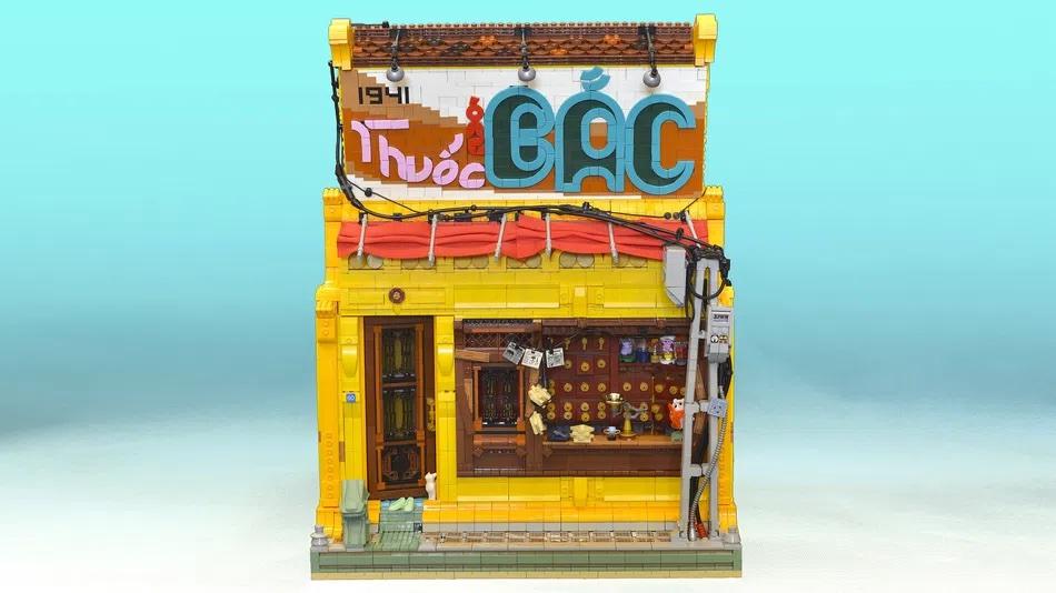 LEGO House Contest Traditional Medicine Shop