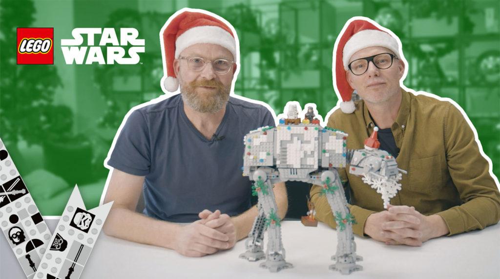 LEGO House Star Wars Christmas