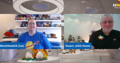 LEGO House on YouTube