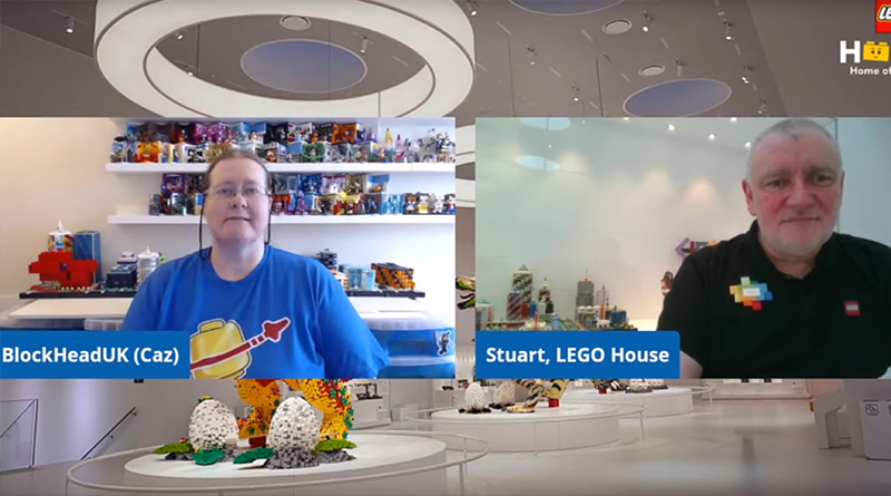 LEGO House on YouTube