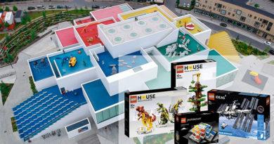 LEGO House prizes
