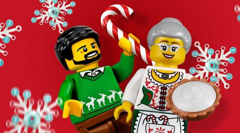 LEGO House fan christmas dinner featured