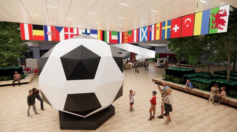 LEGO House Football Featured