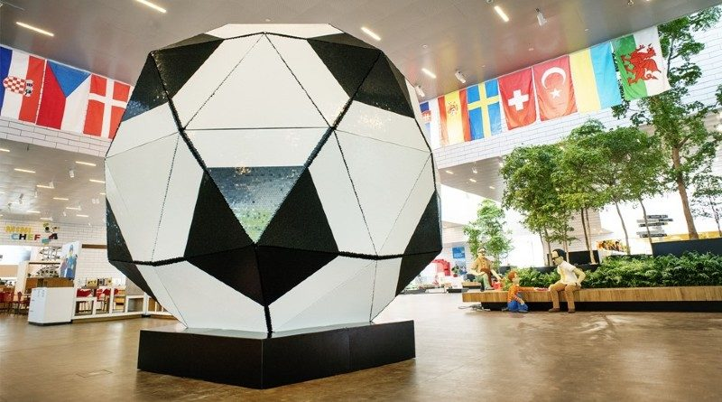 LEGO House football real life featured