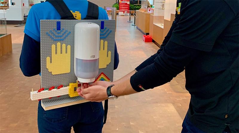 LEGO House Handwash Featured