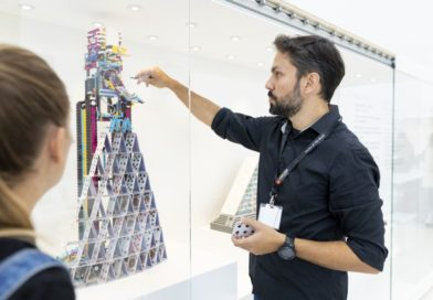 All the new builds in the LEGO House Masterpiece Gallery