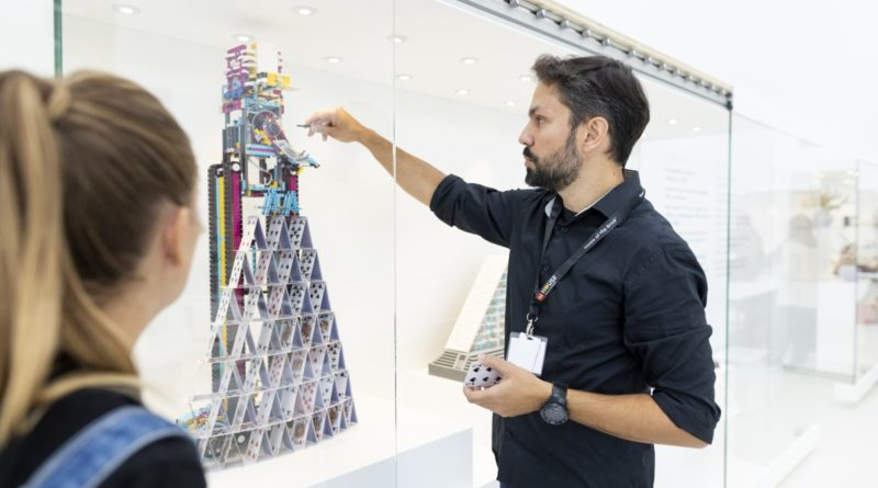 LEGO House masterpiece gallery fan day featured