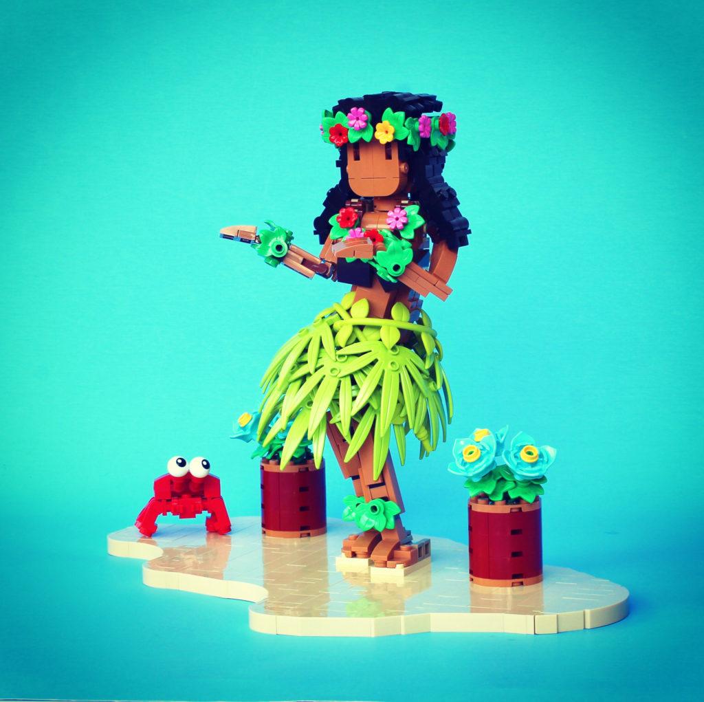 LEGO Hula
