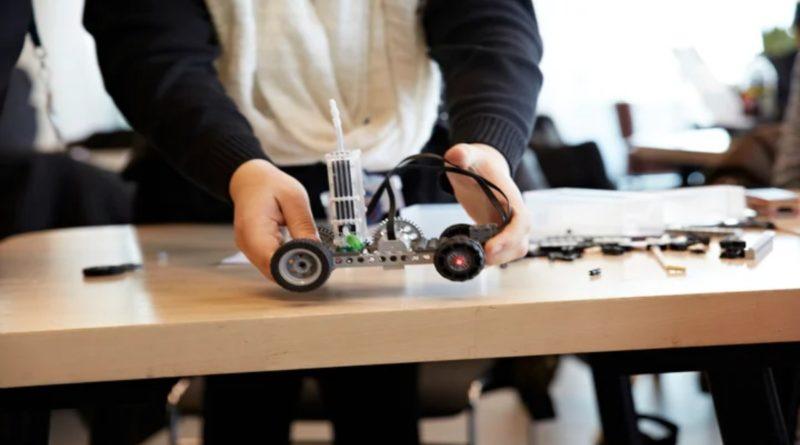 LEGO Hydrogen Vehicles