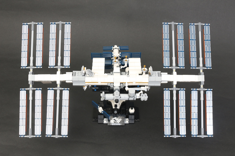 LEGO IDEAS 21321 International Space Station Review 8