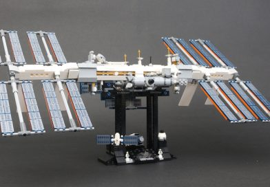 LEGO IDEAS 21321 International Space Station review