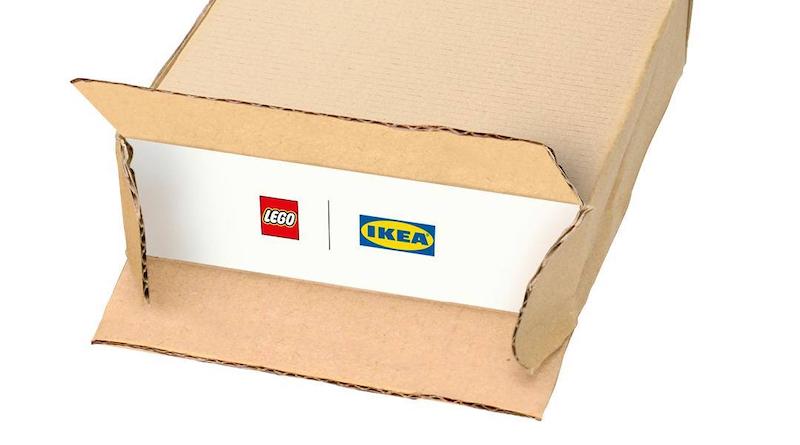 LEGO IKEA BOX