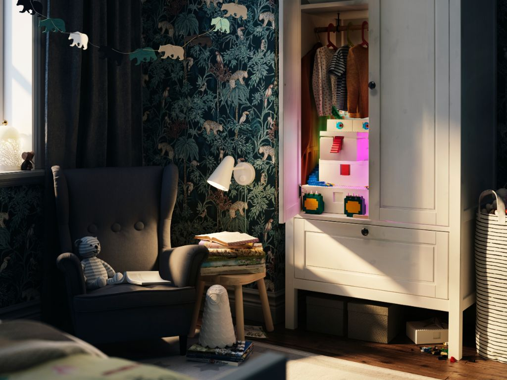 LEGO IKEA BYGGLEK 3