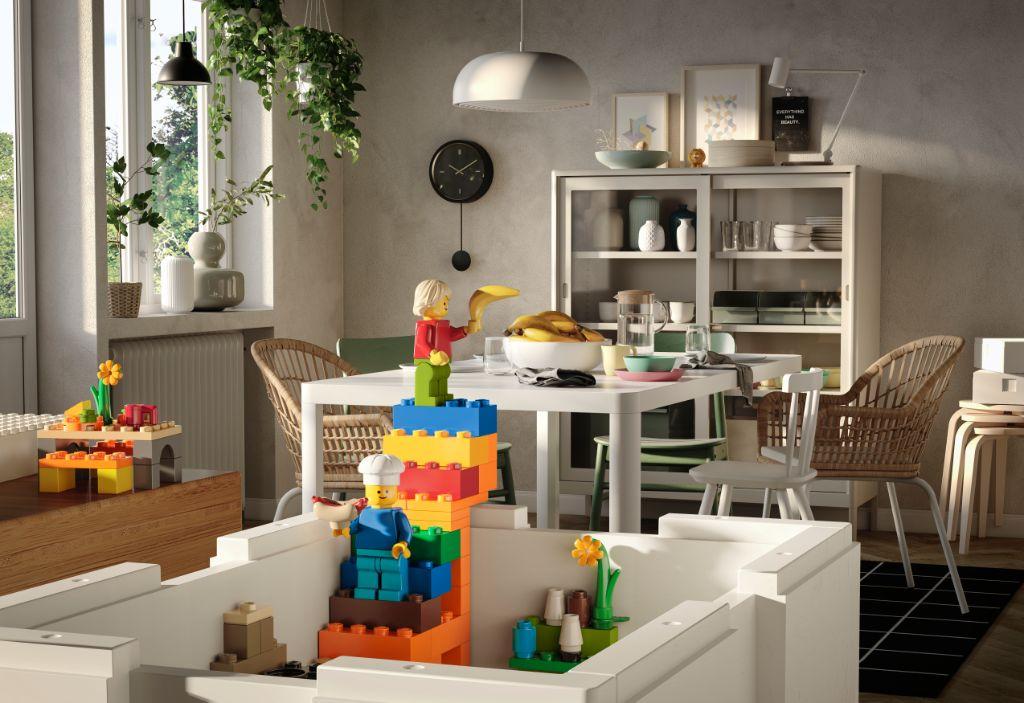 LEGO IKEA BYGGLEK 4