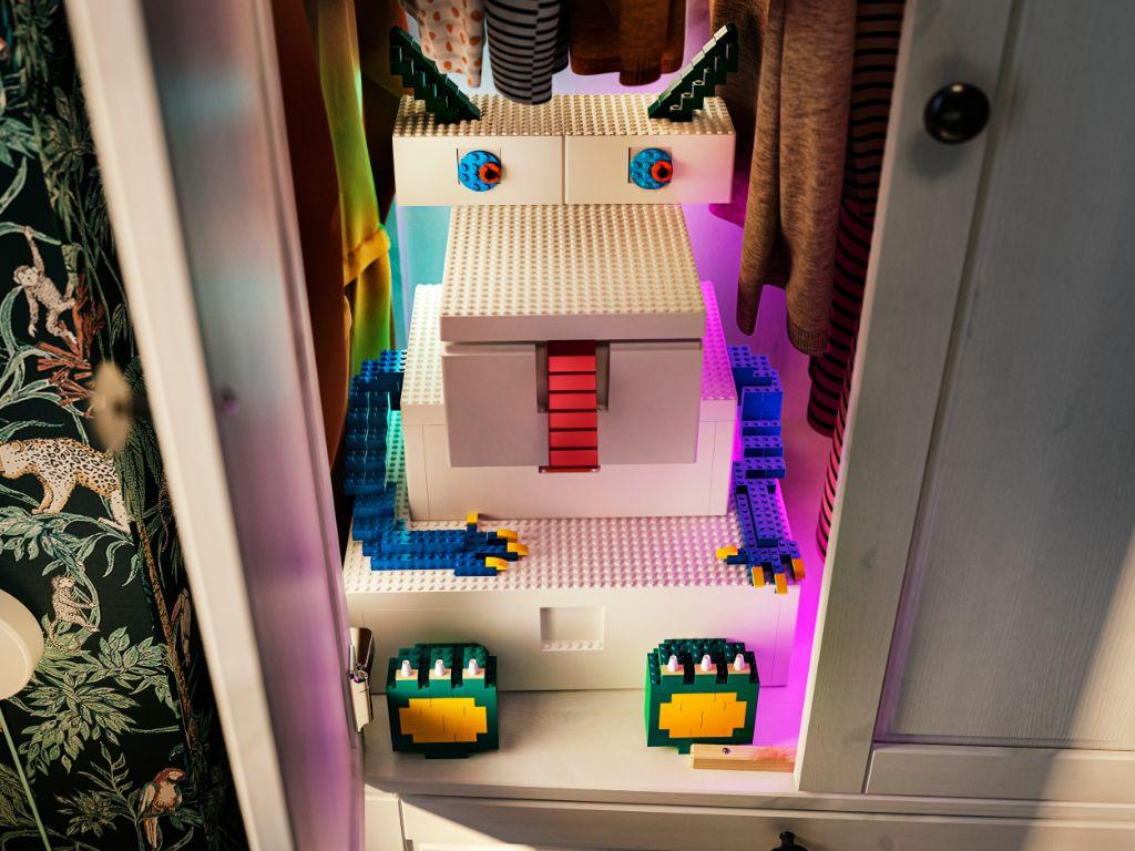 LEGO IKEA BYGGLEK 7