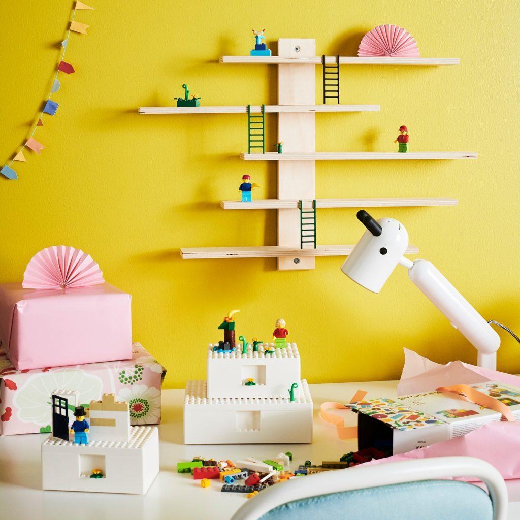 LEGO IKEA BYGGLEK Children kit 7
