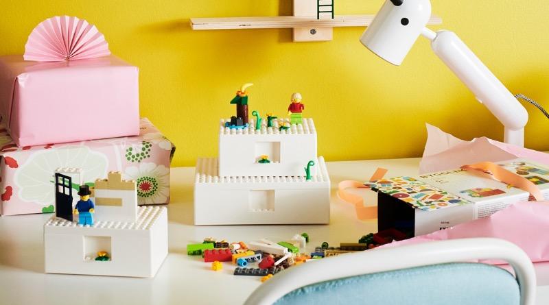 LEGO IKEA BYGGLEK Children Kit 7 Featured