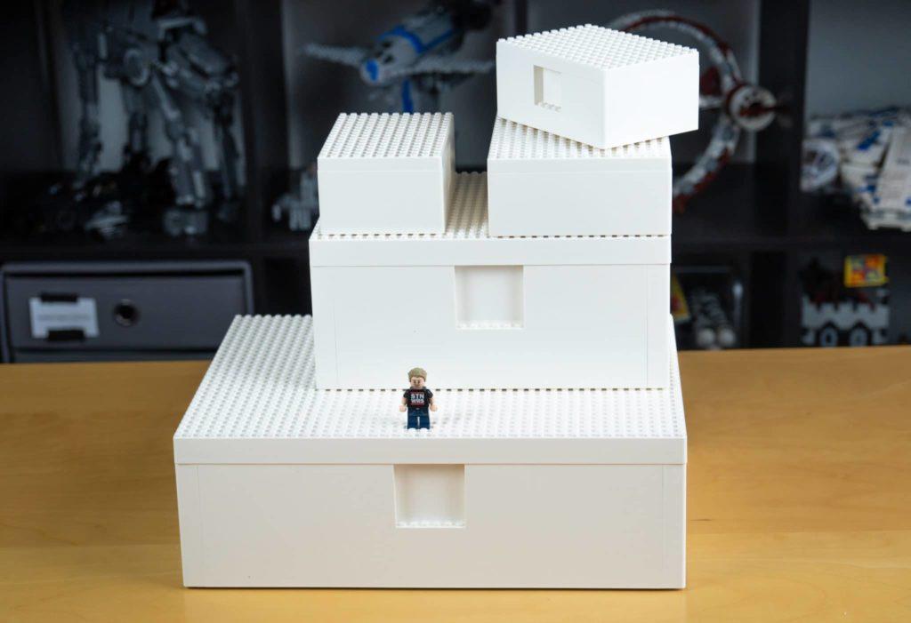 LEGO IKEA BYGGLEK Boxes