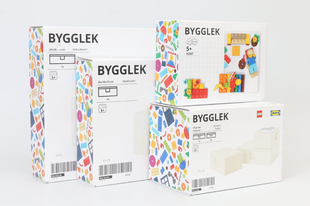 LEGO IKEA BYGGLEK Review 2