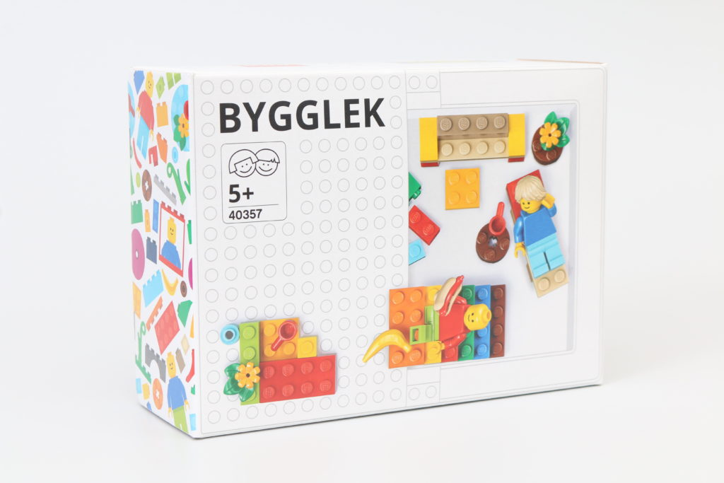 LEGO IKEA BYGGLEK Review 3