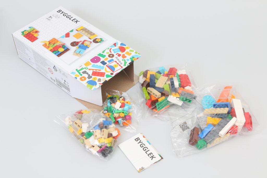 LEGO IKEA BYGGLEK Review 6