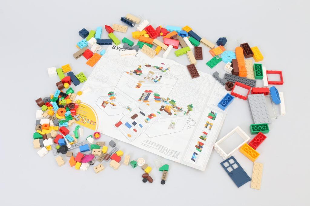 LEGO IKEA BYGGLEK Review 7