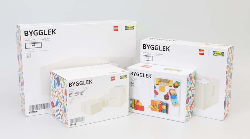 LEGO IKEA BYGGLEK Review Title
