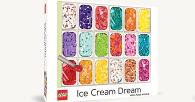 LEGO Ice Cream Dream