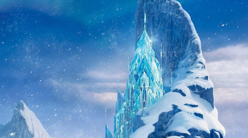 LEGO Ice Castle Featured