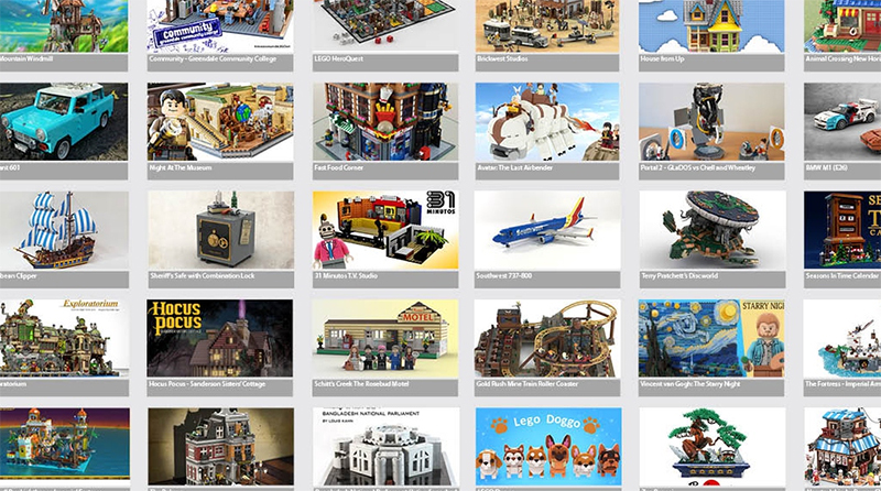 LEGO Ideas 2020 Review 2 Results Featured