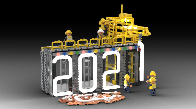 LEGO Ideas 2020 Look Back Featured