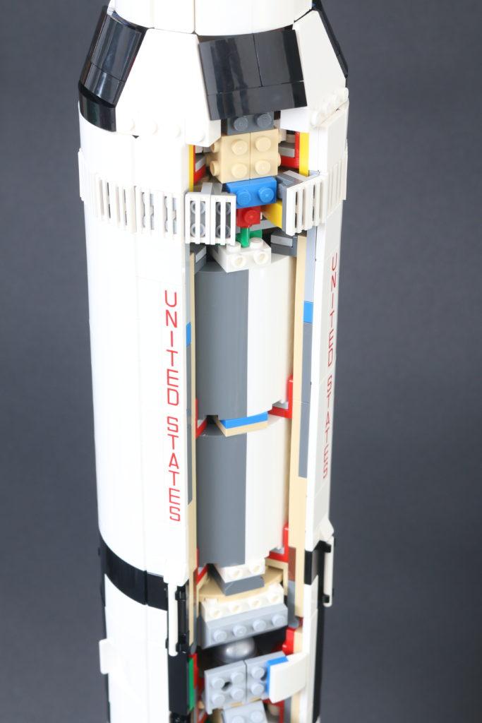 LEGO Ideas 21309 92176 NASA Apollo Saturn V Review 21