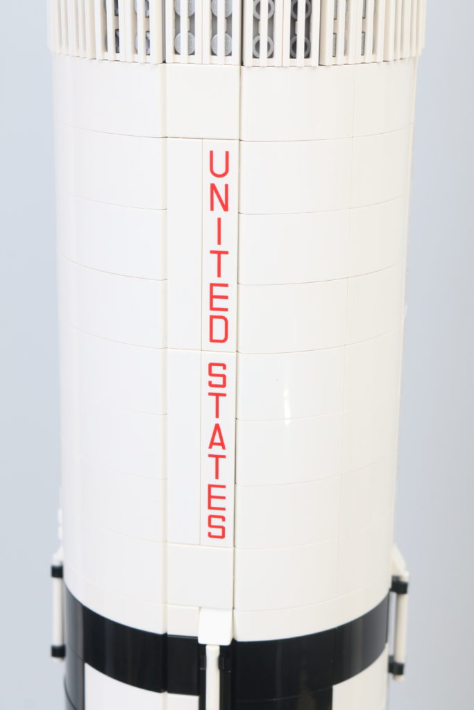 LEGO Ideas 21309 92176 NASA Apollo Saturn V Review 5