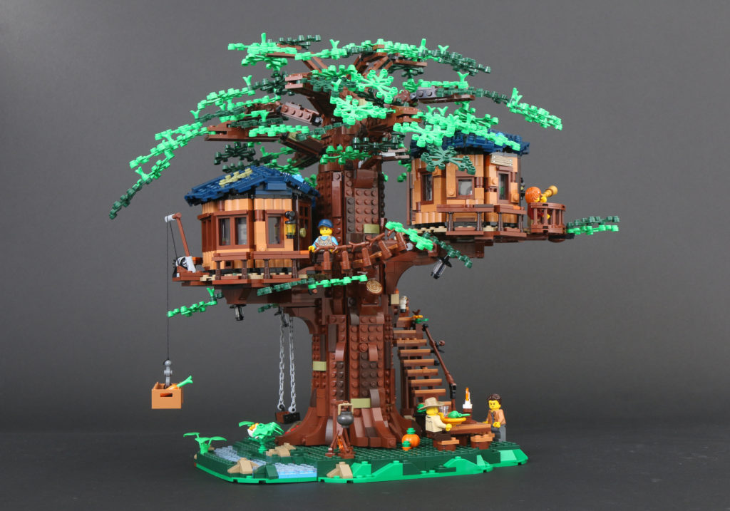 LEGO Ideas 21318 Tree House Stranger Things 75810 The Upside Down Monkie Kid 80012 Monkie King Warrior Mech LEGO Competition Newsletter 10