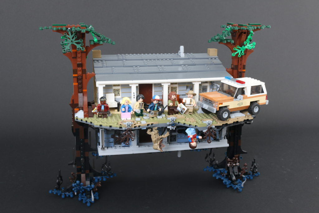 LEGO Ideas 21318 Tree House Stranger Things 75810 The Upside Down Monkie Kid 80012 Monkie King Warrior Mech LEGO Competition Newsletter 2