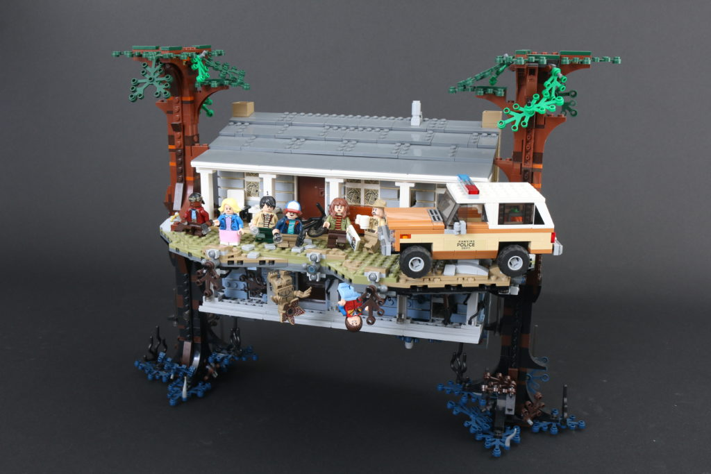 LEGO Ideas 21318 Tree House Stranger Things 75810 The Upside Down Monkie Kid 80012 Monkie King Warrior Mech LEGO competition newsletter 3