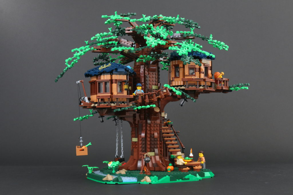 LEGO Ideas 21318 Tree House Stranger Things 75810 The Upside Down Monkie Kid 80012 Monkie King Warrior Mech LEGO competition newsletter 4
