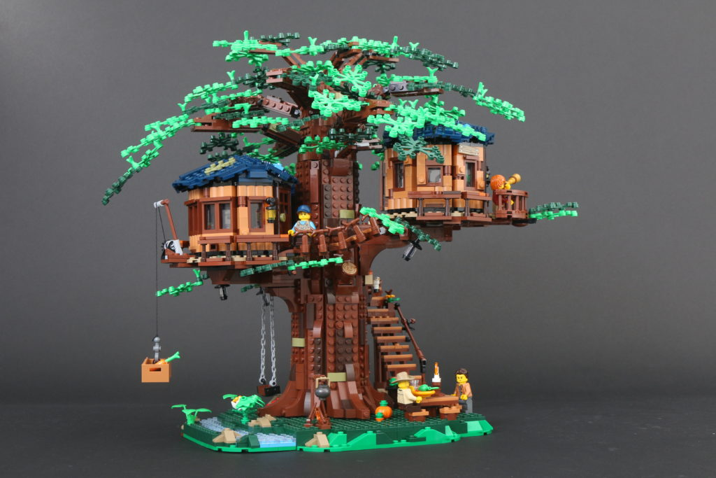 LEGO Ideas 21318 Tree House Stranger Things 75810 The Upside Down Monkie Kid 80012 Monkie King Warrior Mech LEGO competition newsletter 5