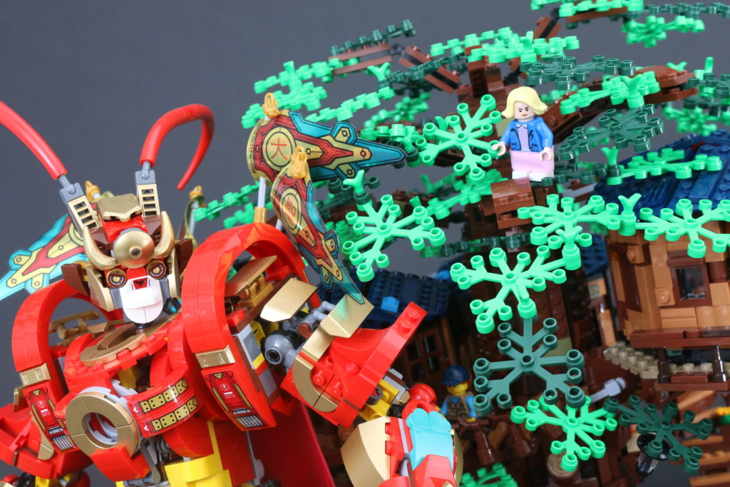 LEGO Ideas 21318 Tree House Stranger Things 75810 The Upside Down Monkie Kid 80012 Monkie King Warrior Mech LEGO Competition Newsletter 6
