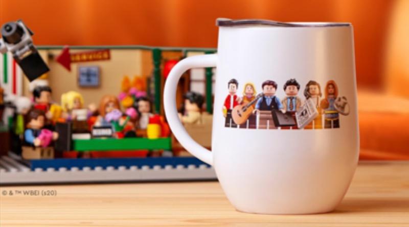 LEGO Ideas 21319 Central Perk Mug Featured