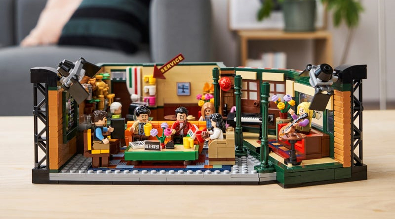 LEGO Ideas 21319 Friends Central Perk Stock Update Title