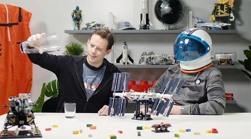 LEGO Ideas 21321 ISS Designer Video Featured 800 445