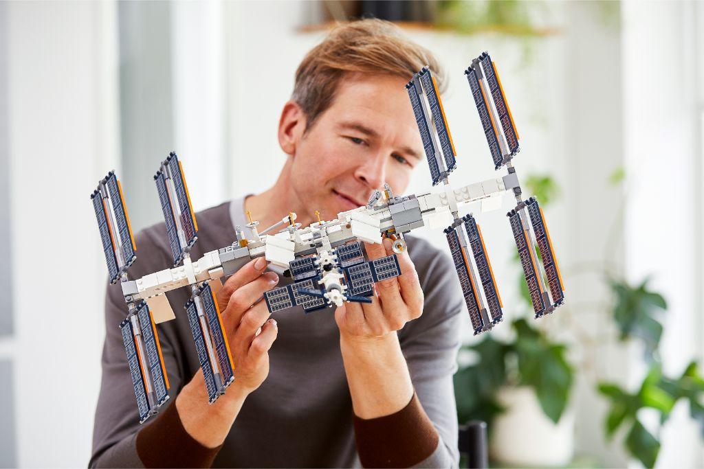 LEGO Ideas 21321 International Space Station 20